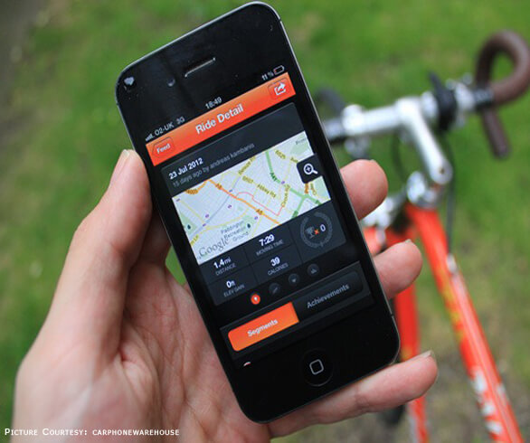 5 cycling apps