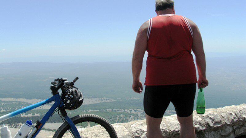 benefits of cycling for weight loss