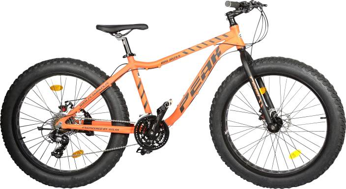 best fat tyre cycles India