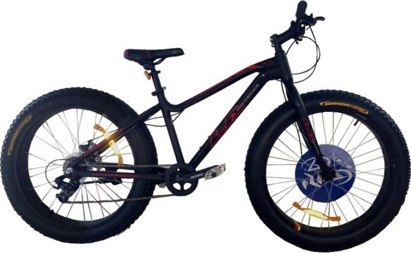 Best Fat Bikes In India