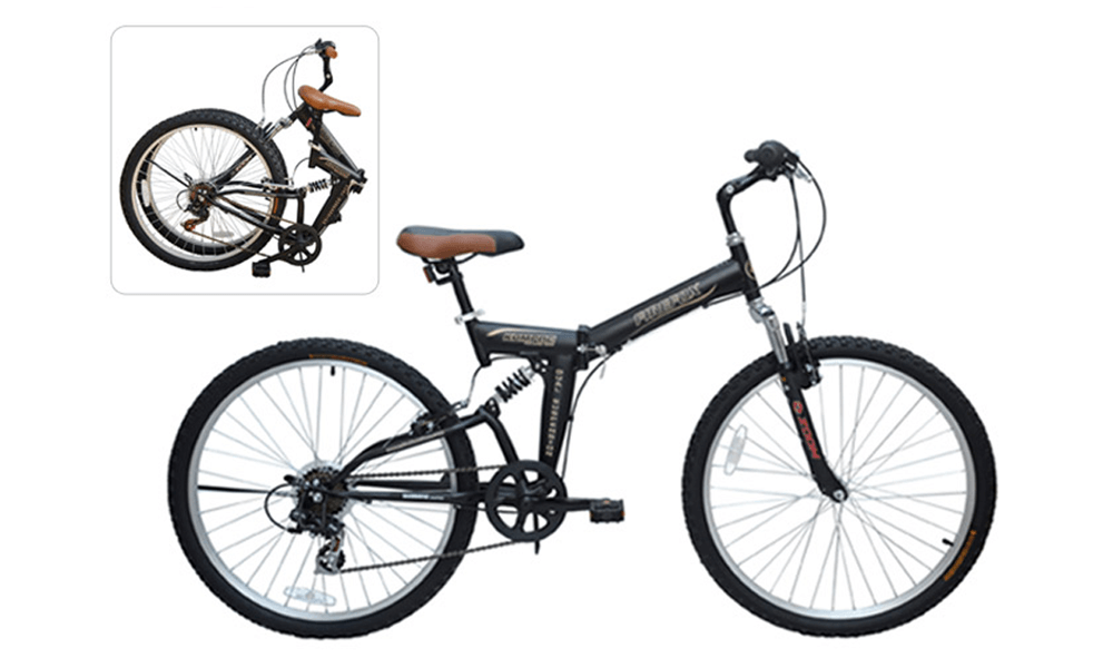 best folding cycles in india
