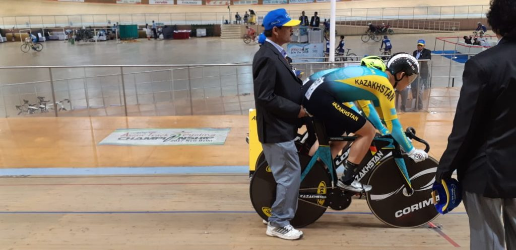 track cycling Asia