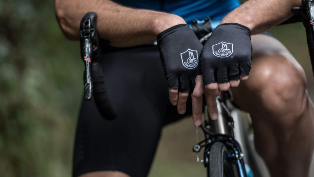 best cycling hand gloves