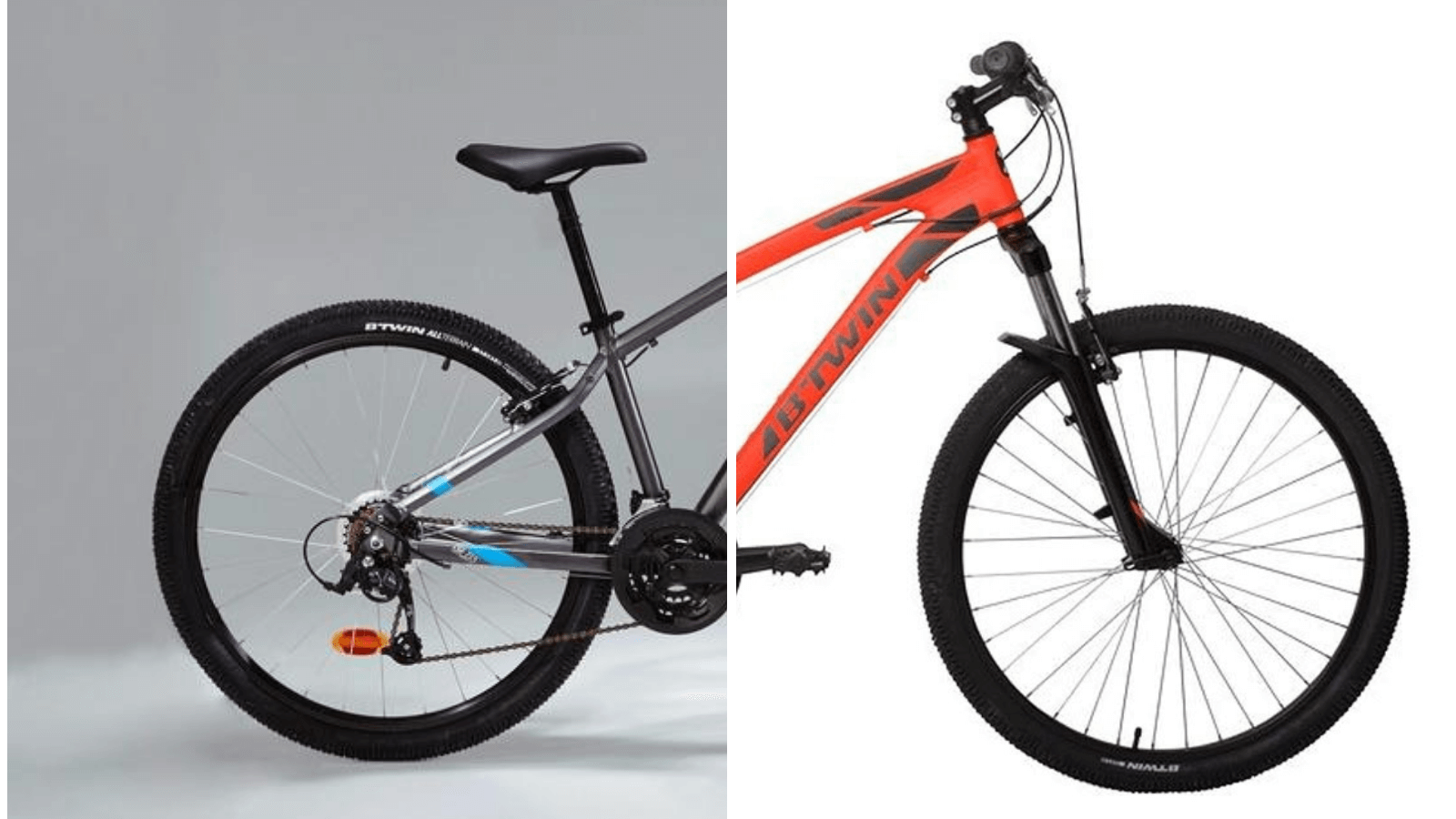 84f6d1cc3 Btwin Rockrider 340 vs Rockrider ST100- Which cycle is better