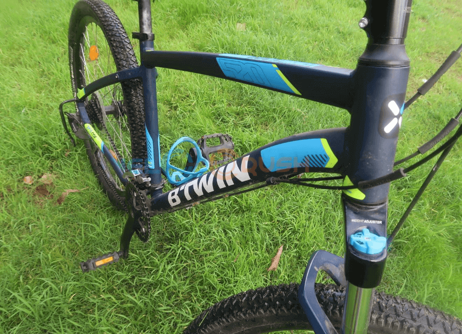 btwin rockrider 520 review